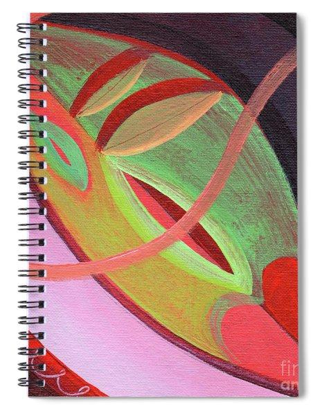 The Joy Of Design X L I I Spiral Notebook