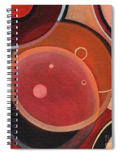 The Joy Of Design X L I I I Spiral Notebook