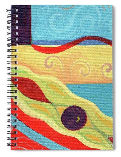 The Joy Of Design X L I X Spiral Notebook