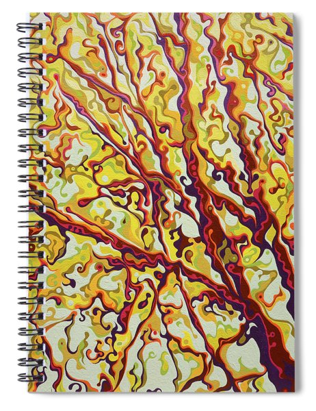 The Joyful Treelease Spiral Notebook
