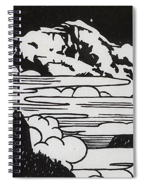 The Jungfrau Spiral Notebook