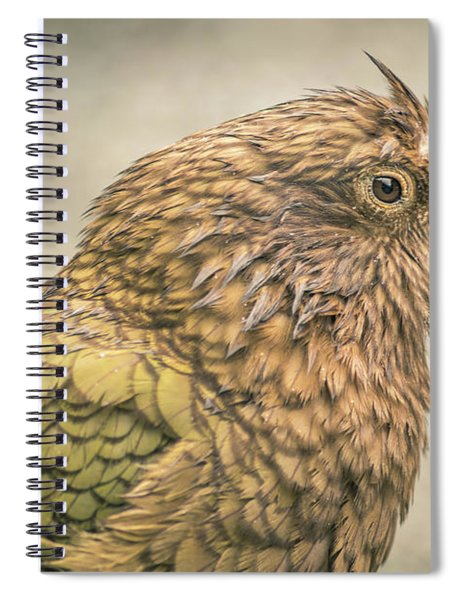 The Kea Spiral Notebook