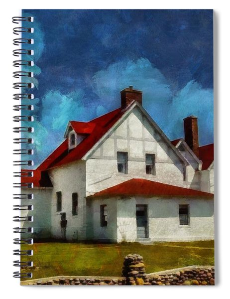 The Keeper's House 2015 Spiral Notebook
