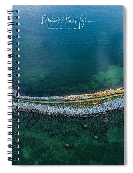 The Knob Spiral Notebook