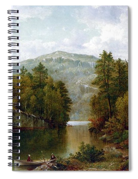 The Lake George Spiral Notebook