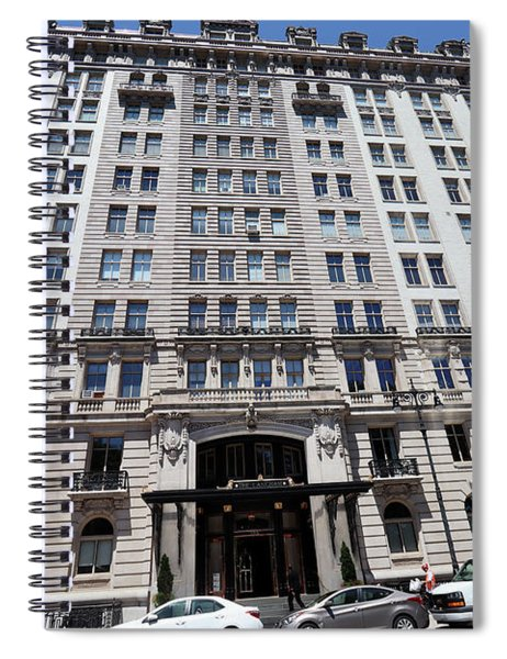 The Langham Building Spiral Notebook