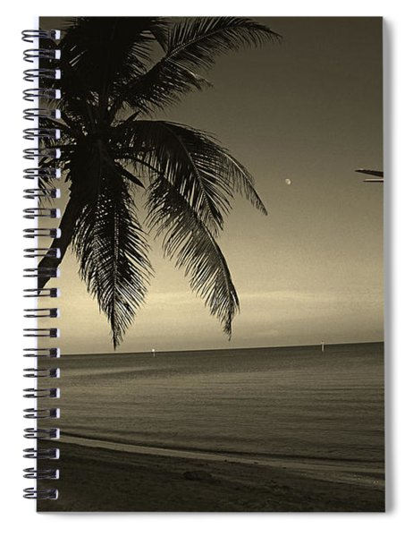 The Last Flight Out Spiral Notebook