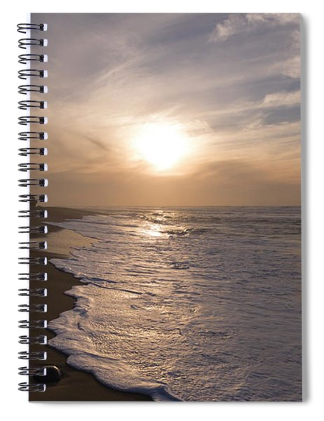 The Last Minute Spiral Notebook