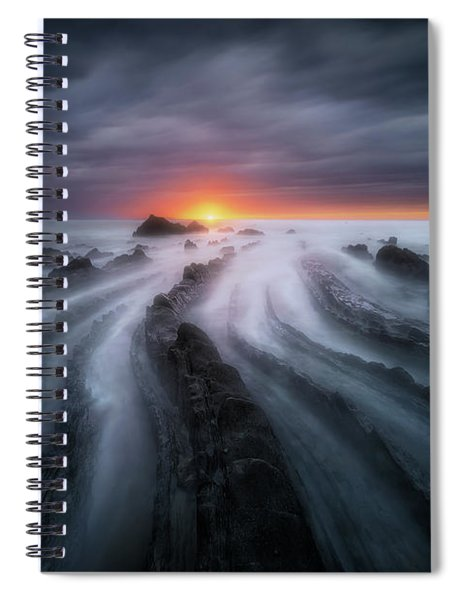 The Last Sigh Spiral Notebook