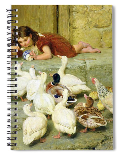 The Last Spoonful Spiral Notebook