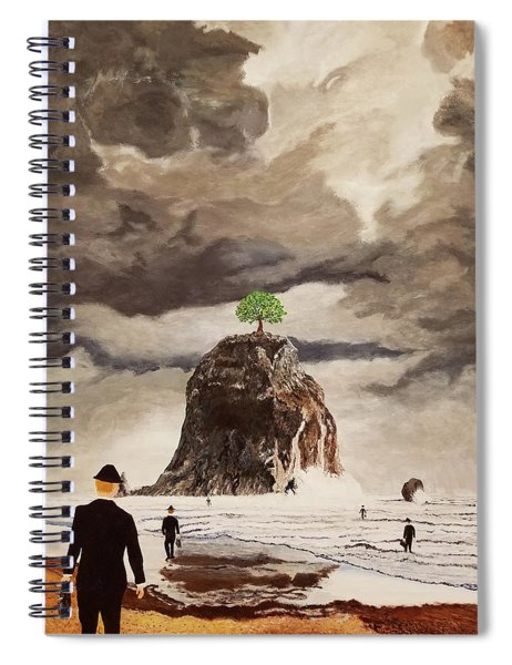 The Last Tree Spiral Notebook