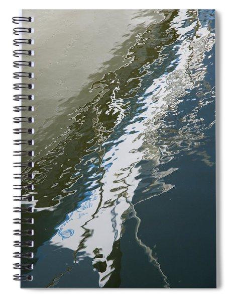 The Life Marine Spiral Notebook