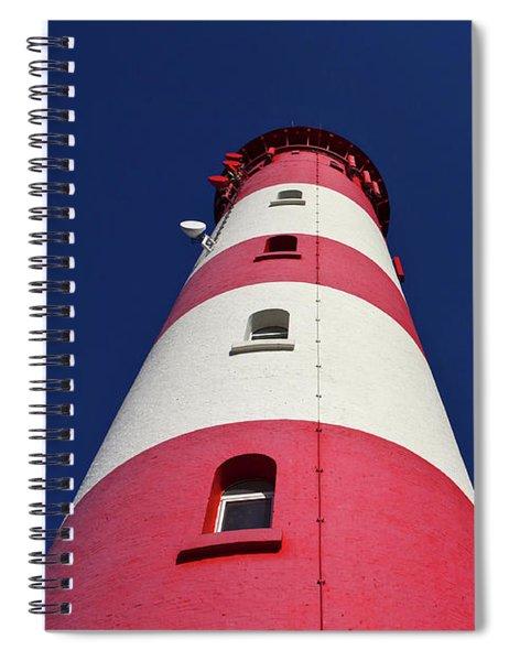 The Lighthouse Amrum Spiral Notebook