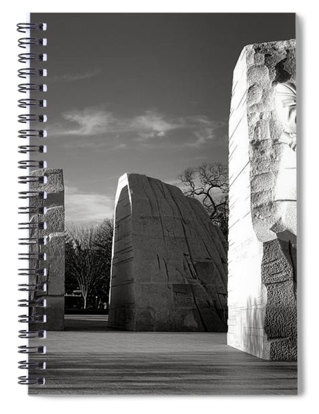 The Lone Leader Spiral Notebook