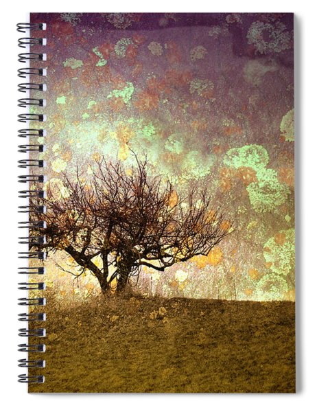 The Lone Tree Spiral Notebook