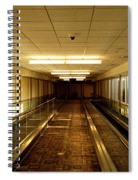 The Long Hall Spiral Notebook
