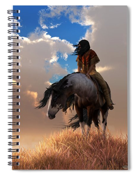 The Long Journey Home Spiral Notebook
