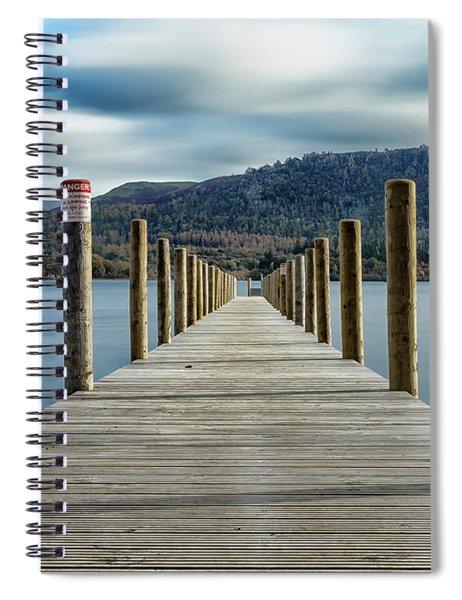 The Long Walk Spiral Notebook