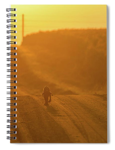 The Lost Puppy Spiral Notebook