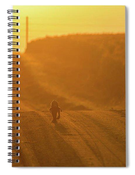 The Lost Puppy Spiral Notebook