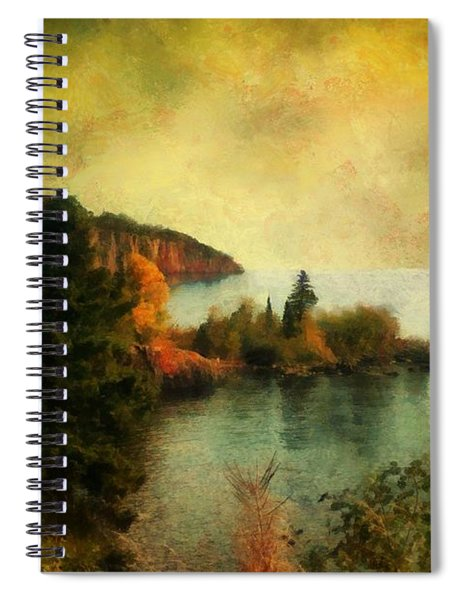 The Magic Hour Spiral Notebook