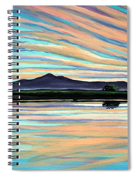 The Magic Is In The Water Spiral Notebook