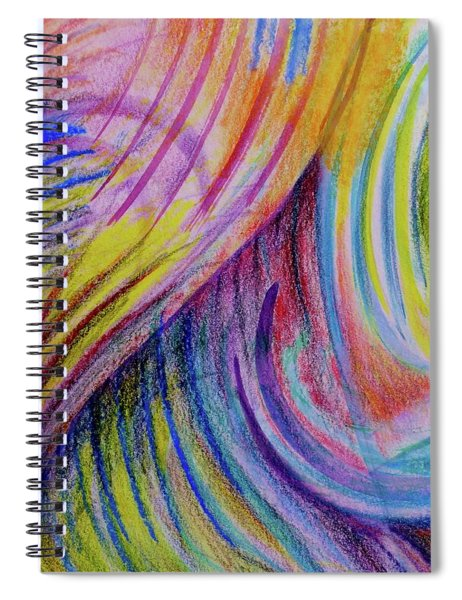 The Magic Of Music Spiral Notebook