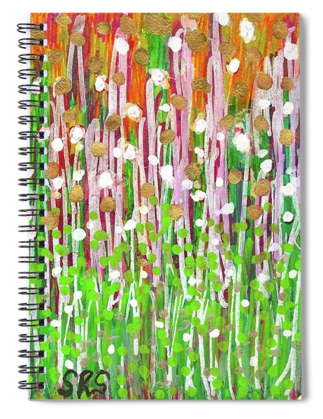 The Magic Of Nature Spiral Notebook
