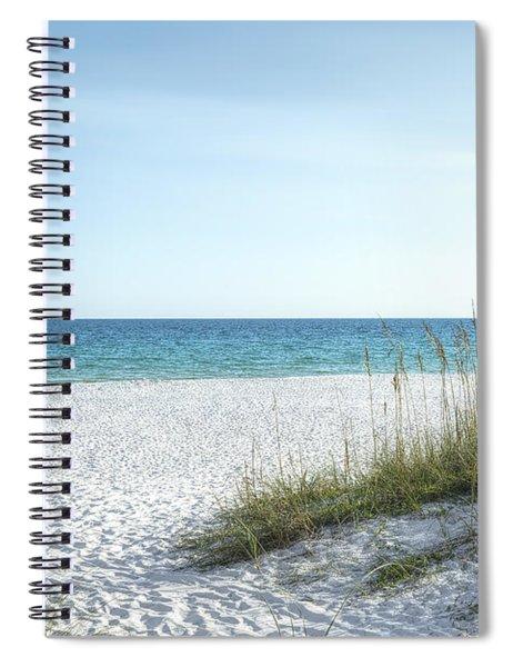 The Magnificent Destin, Florida Gulf Coast  Spiral Notebook