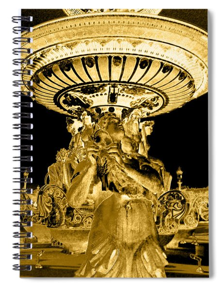 The Magnificent Spiral Notebook