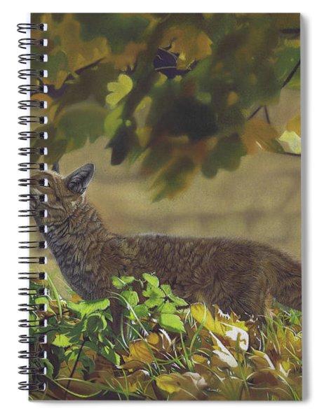 The Fantastic Mr Fox Spiral Notebook