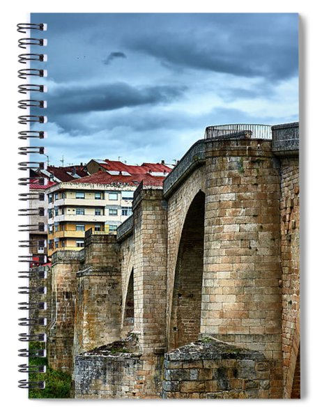 The Majestic Ponte Vella Spiral Notebook