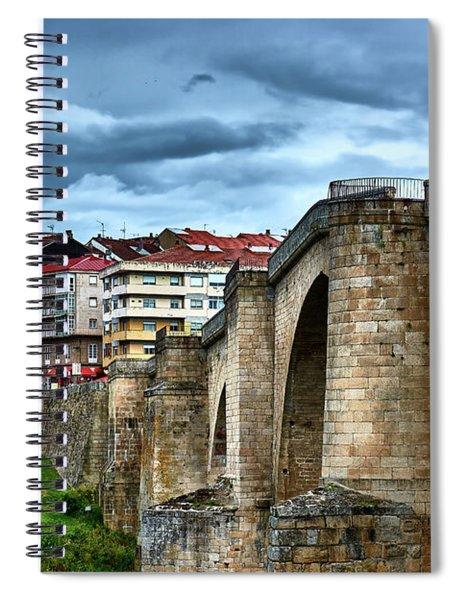 The Majestic Ponte Vella Spiral Notebook