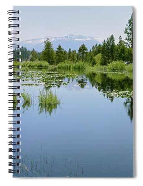 The Marsh Spiral Notebook