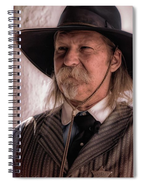 The Marshal Spiral Notebook