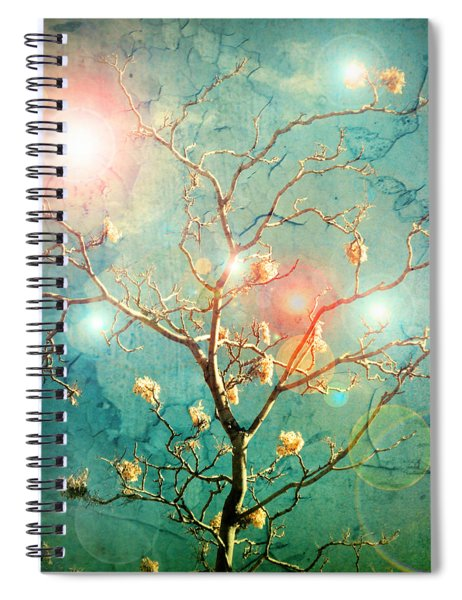 The Memory Of Dreams Spiral Notebook