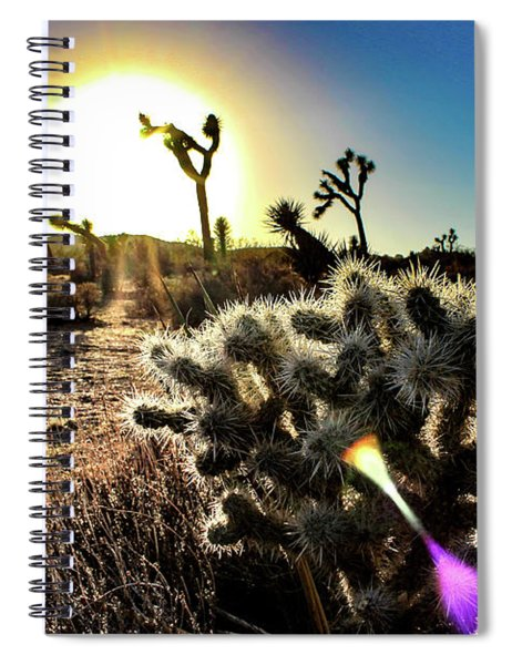 Merciless Spiral Notebook