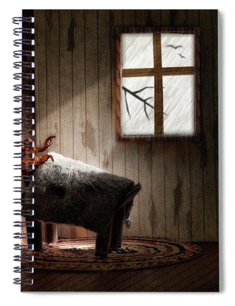 The Metamorphosis Redux Spiral Notebook
