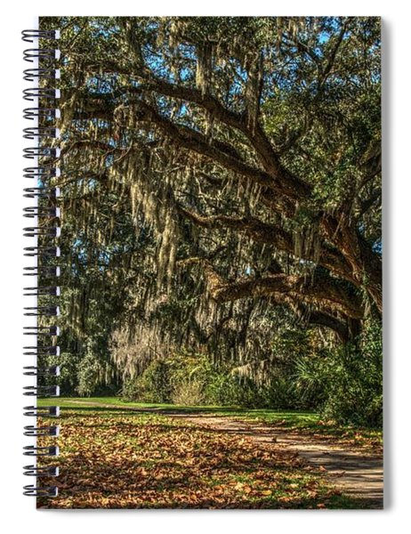 The Mighty Oaks 1 Spiral Notebook