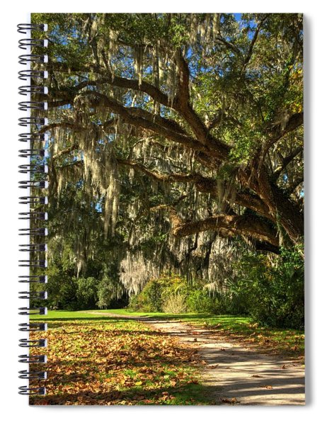 The Mighty Oaks 2a Spiral Notebook