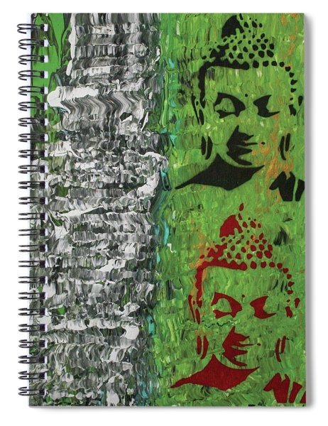 The Mind Is Everything Spiral Notebook
