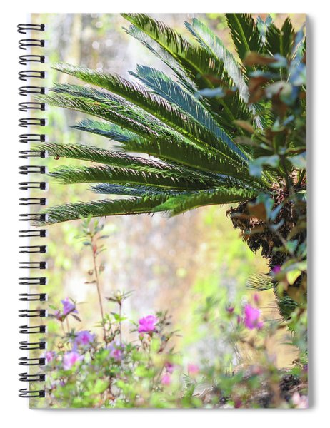 The Missing Tear Drop Spiral Notebook