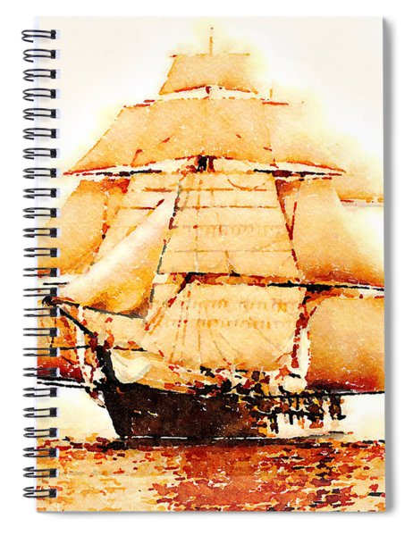 The Monongahela Spiral Notebook