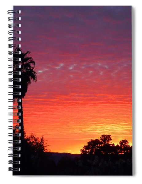 The Moody Views Spiral Notebook