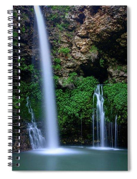 The Natural World Spiral Notebook