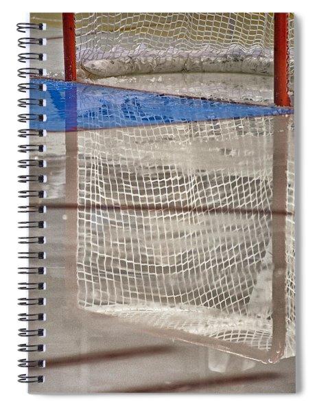 The Net Reflection Spiral Notebook