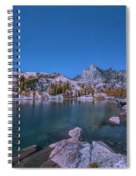 The Night In Leprechaun Lake Spiral Notebook
