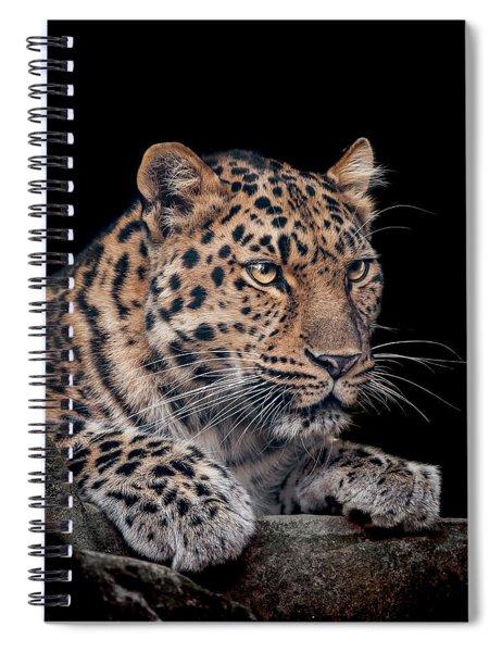 The Night Watchman Spiral Notebook