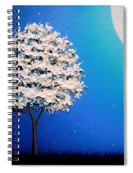 The Night's Convictions Spiral Notebook