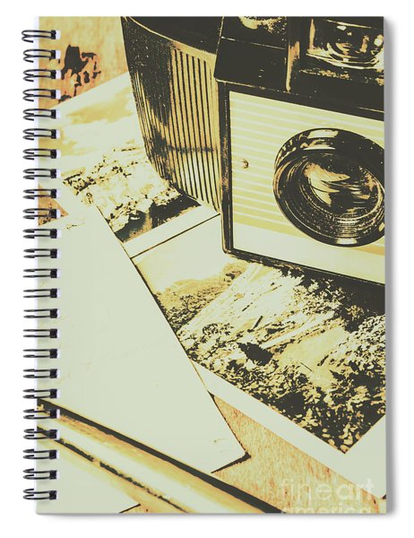 The Nostalgic Archive Spiral Notebook